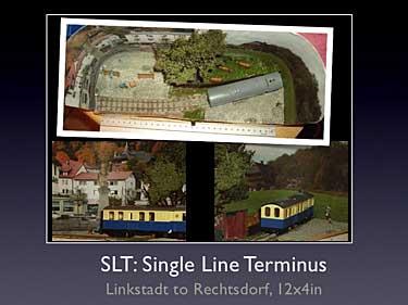 Single Line Terminus