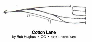 Cotton Lane Plan