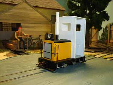 Large Scale Narrow Gauge