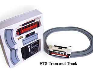 ETS Tram set
