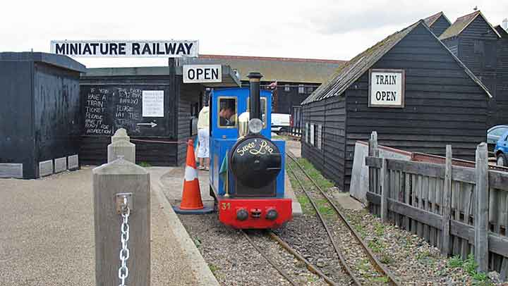 Hastings Miniature Rly