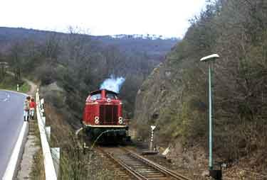 Helmbach station