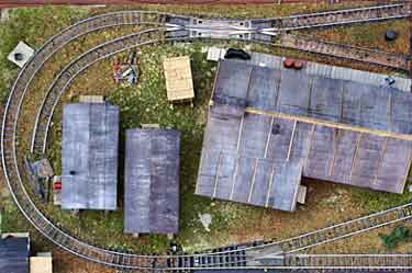 Top view of Challenge Layout
