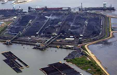 McDuffie coal transfer