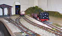 Metre Gauge Railway