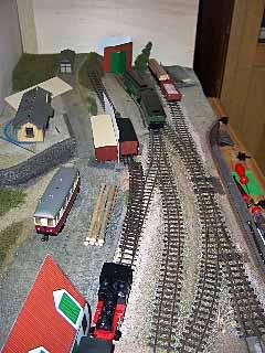 Meter Gauge Railway