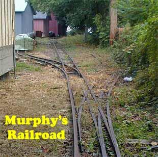 Murphy's RR