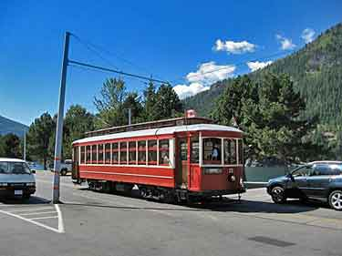Nelson Electric Tramway