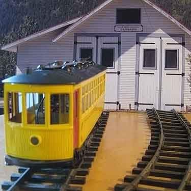 Nelson Electric Traction