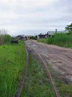 Point O'Woods railway