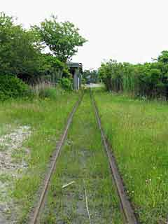 Point O'Woods railway