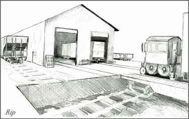 RIP Track sketch
