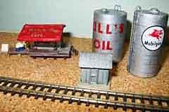Bulk Oil Yard