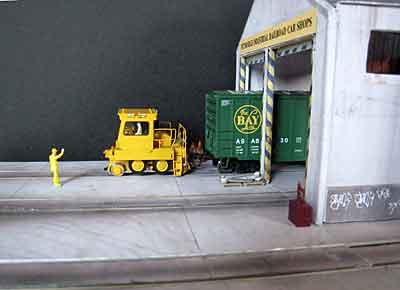 Trackmobile RIP Shop