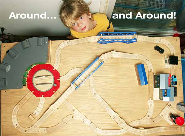 Thomas the Tank Layout