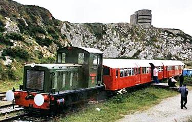 Alderney Railway