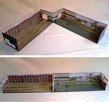 Foldaway Shoebox