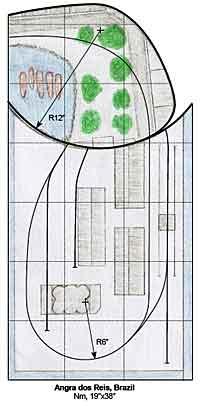 Angra Dos Reis Trackplan