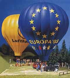 Faller balloons