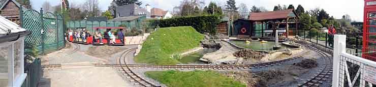 Bekenscot Light Railway