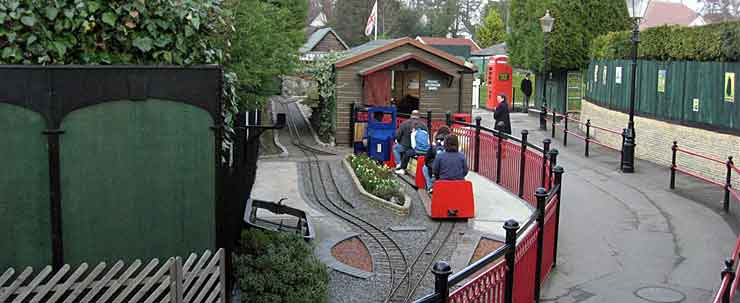 Bekonscot Station