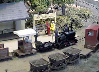 Belfield Hall Estate Railway