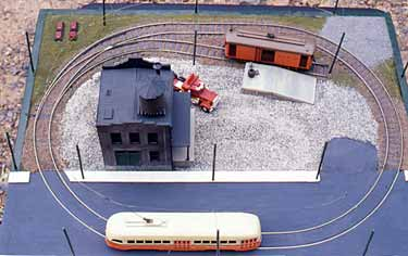Don Bell's O layout