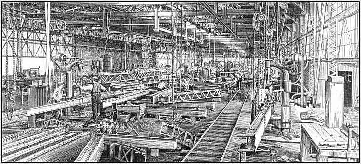 Berlin Iron Bridge Factory