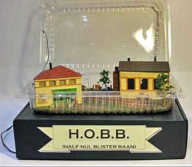 Cake Blister Railway