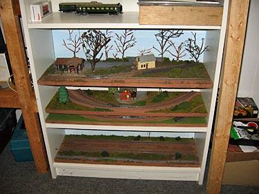 Bookcase Layout