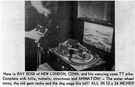 Ray Boss in 1953