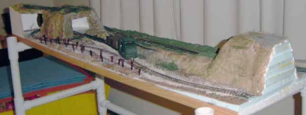 WWI Trench Railway