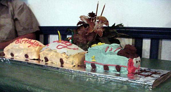Wedding Cake layout