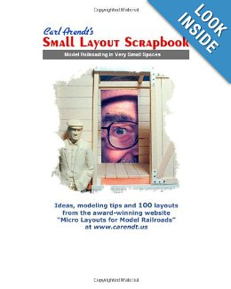 Carl Arendt's Small Layout Scrapbook (3rd book)