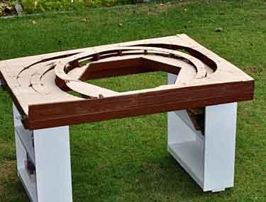 S&D benchwork