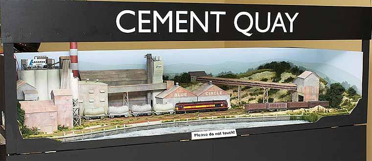 Cement Quay