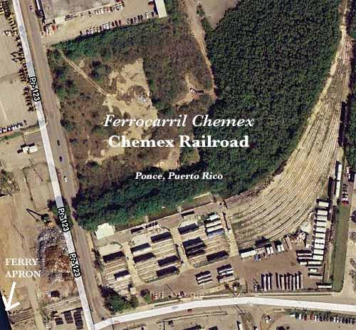 Chemex Railroad