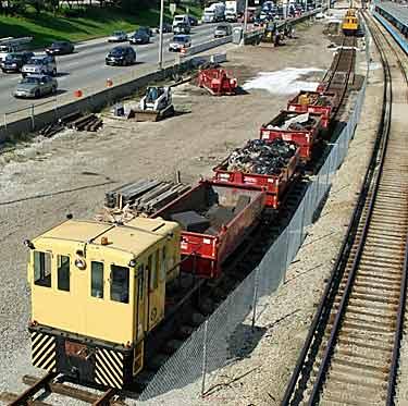 Chicago Contractors line