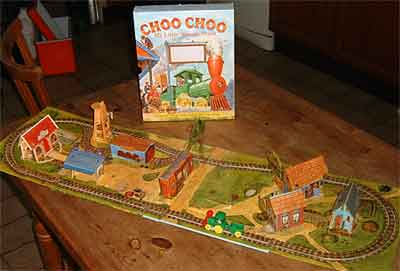 ChooChoo toy