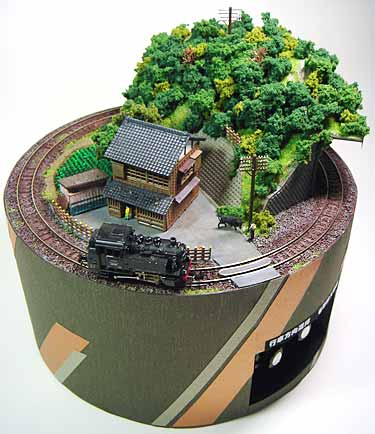 - N scale train layouts small spaces paint ...