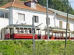 Colares Tram Station