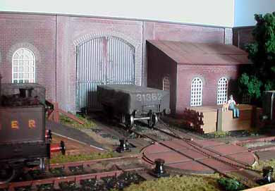 Colin French's O scale