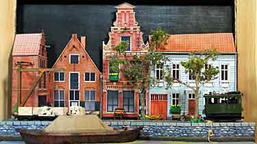 Dutch Shoe Layout