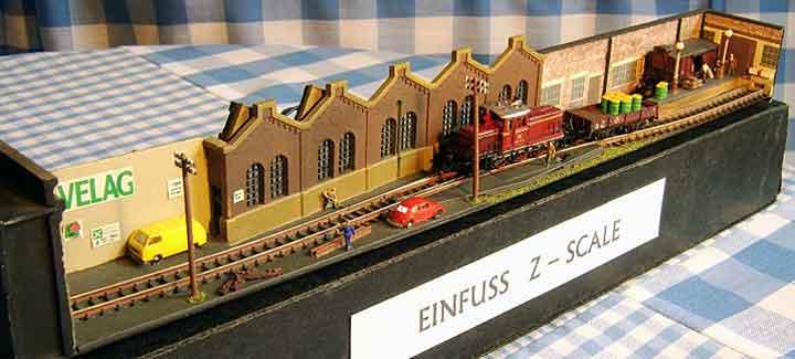 Einfuss Z layout