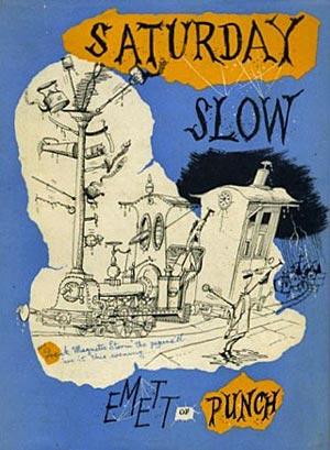 Rowland Emett Book