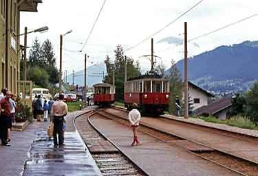 Fulpmes Station