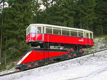 German funicular