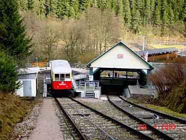 German funicular