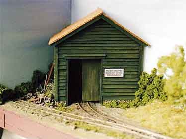 Futtock's End shed