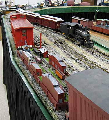 7/8 Timesaver in N scale
